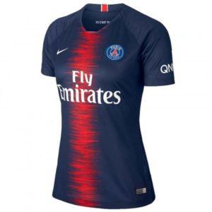 Camisola PSG Feminina 2018/2019 jersey ligue 1