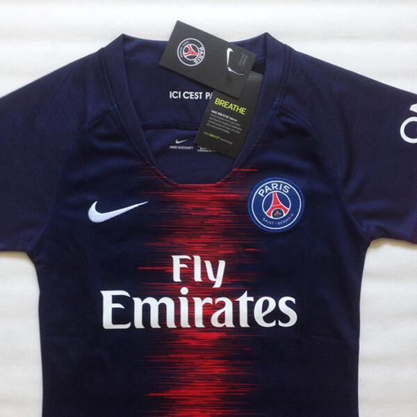 Camisola PSG Feminina 2018/2019 liga francesa