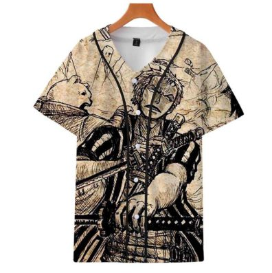 T-shirts One Piece zoro