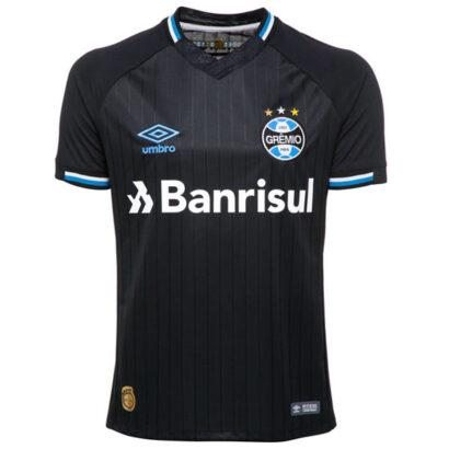 Camisa Grêmio preta 2018/2019