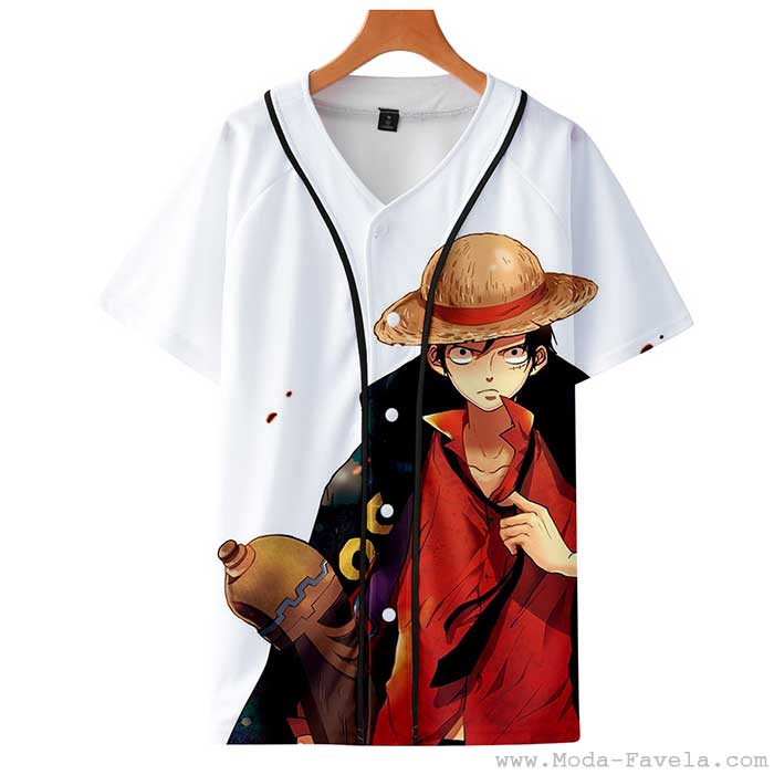 Camiseta One Piece Luffy