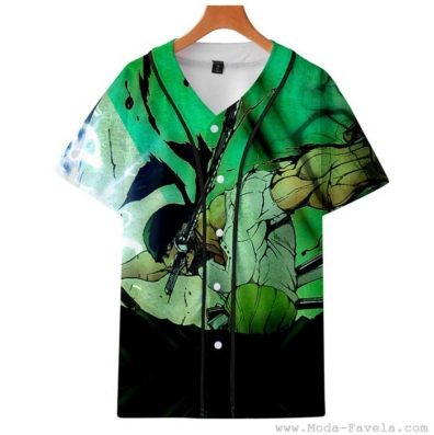 T-shirt/Camisa One Piece Luffy zoro