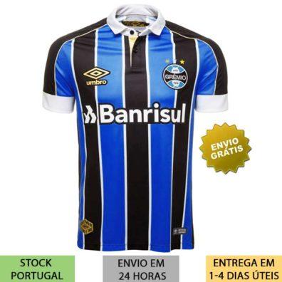 Camisa Grêmio 2019/2020 lançamento
