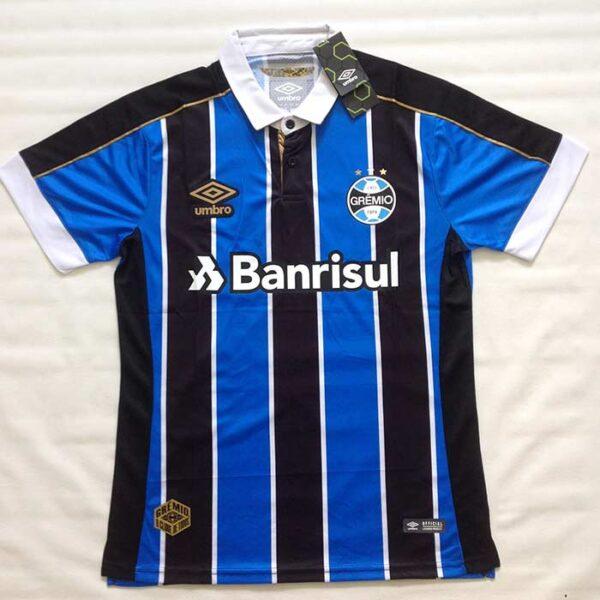 Camisa Grêmio 2019/2020 foto real frente