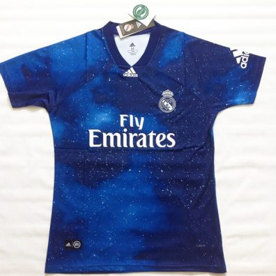 Camisola Real Madrid Fifa 19 EA Sports lançamento