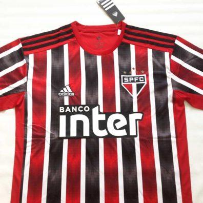 Camisa São Paulo 1 e 2 2019/2020