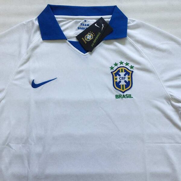 Camisa Brasil Branca Copa América 2019 white
