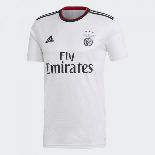 Camisola Benfica Branca 2018/2019