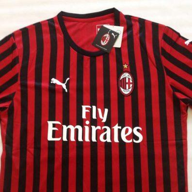 Camisola AC Milan 2019/2020