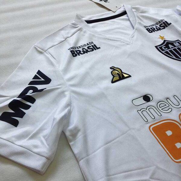 Camisa Atlético Mineiro 2019/2020 t-shirt branca