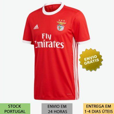Camisola Benfica Principal 2019/2020 nova camisa
