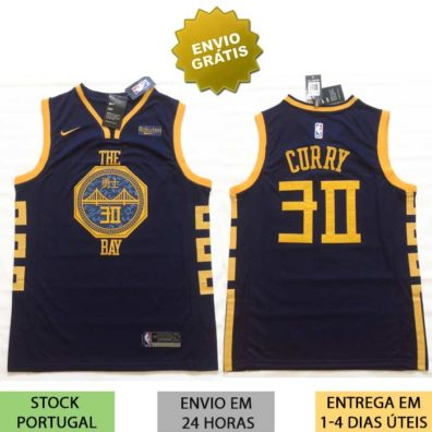 Camisola Curry City Edition The bay