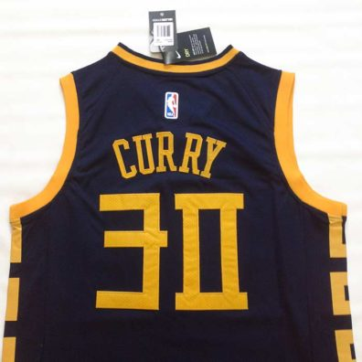Camisola Curry City Edition Stephen Curry