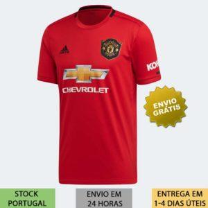 Camisola Manchester United 2019/2020