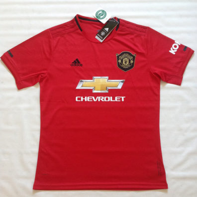Camisola Manchester United 2019/2020 foto real