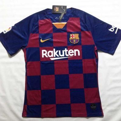 Camisola Principal Barcelona 2019 2020 frente