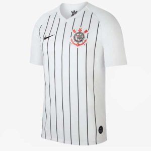 Camisa Corinthians 2019/2020 Branca