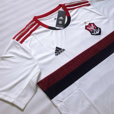 Camisa Branca Flamengo 2019 2020 camisa 2 branca