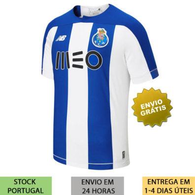 Camisola FC Porto 2019/2020 Principal i love porto