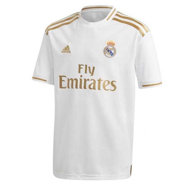 Camisola Principal Real Madrid 2019 2020 branca