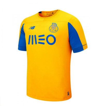 Camisola FC Porto Amarela 2019/2020 Alternativa