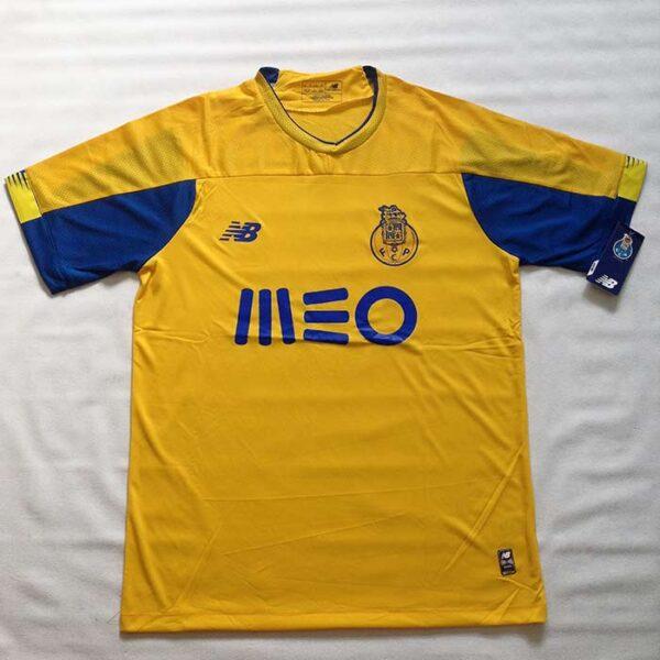 Camisola FC Porto Amarela 2019/2020 frente