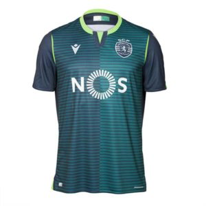 Camisola Sporting Alternativa 2019/2020 nova camisa
