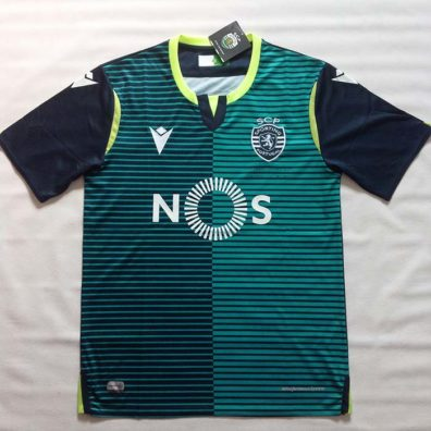 Camisola Sporting Alternativa 2019/2020 nova temporada