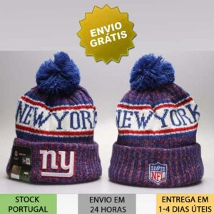 Gorro New York Giants NFL Gorro azul novo