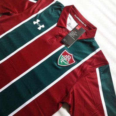 Camisa Fluminense 2019/2020 emblema