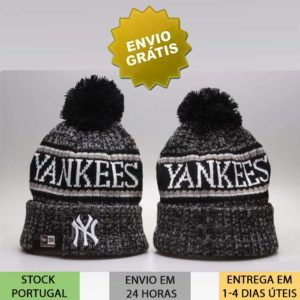 Gorro New York Yankees MLB preto