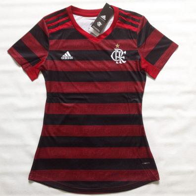 Camisa Flamengo Feminina frente