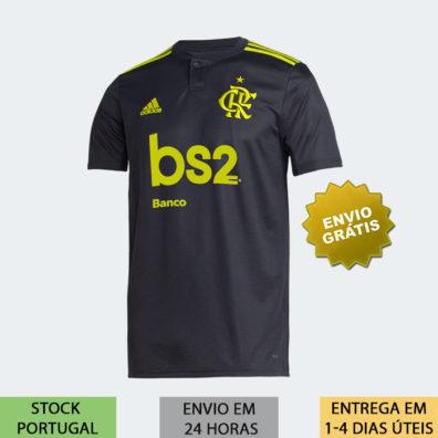 Camisa Cinza Flamengo 2019 2020 nova