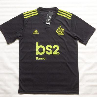 Camisa Cinza Flamengo 2019 2020