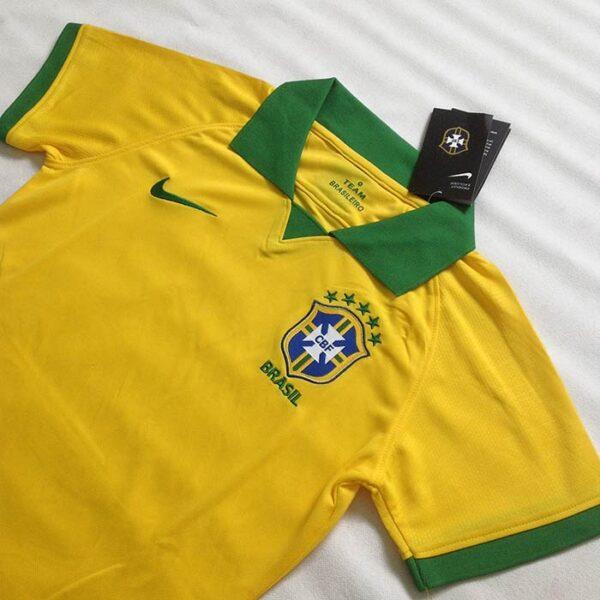 Camisa Feminina Brasil Copa América 2019 nova