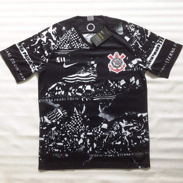 Camisa 3 Corinthians 2019/2020 invasão frente