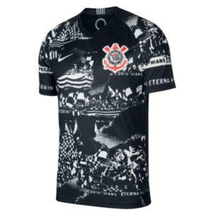 Camisa 3 Corinthians 2019/2020 invasão