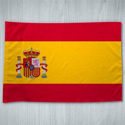 Bandeira da Espanha 70x100cm comprar