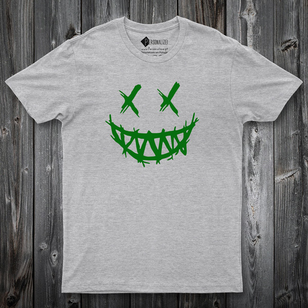 T-shirt Dark Smile