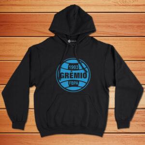 Moletom Grêmio Sweatshirt com capuz Unisex preto comprar