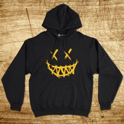 Dark Smile Sweatshirt com capuz Unisex comprar em portugal