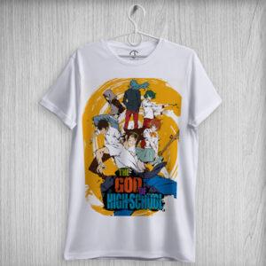 The God of High School T-shirt comprar em portugal