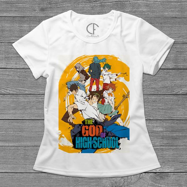 The God of High School T-shirt feminina
