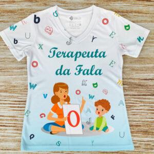 T-shirt profissão/curso Terapeuta da Fala comprar em portugal