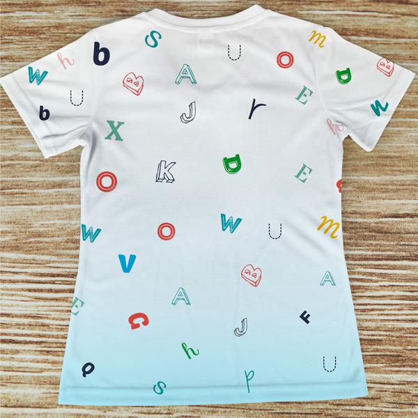 T-shirt profissão/curso Terapeuta da Fala azul