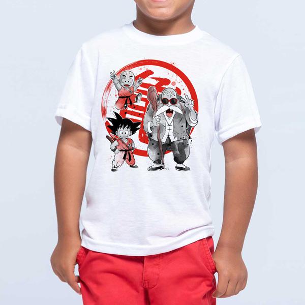 Dragon Ball T-shirt barata