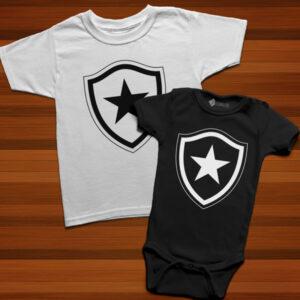 T-shirt/Body Botafogo para bebé e criança comprar