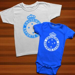 T-shirt/Body Cruzeiro para bebé e criança comprar em portugal