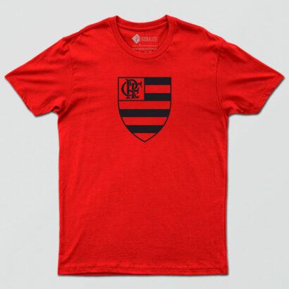 T-shirt/Body Flamengo para bebé, criança e Adulto