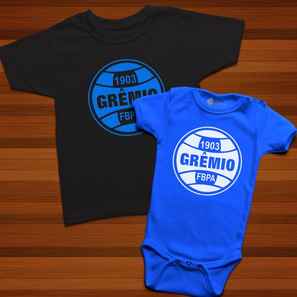 T-shirt/Body Grêmio para bebé e criança comprar em portugal